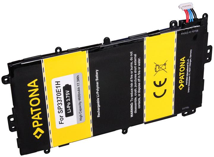 "Patona baterie pro tablet PC Samsung Galaxy Note 8.0 8"" 4600mAh 3,7V Li-Pol"
