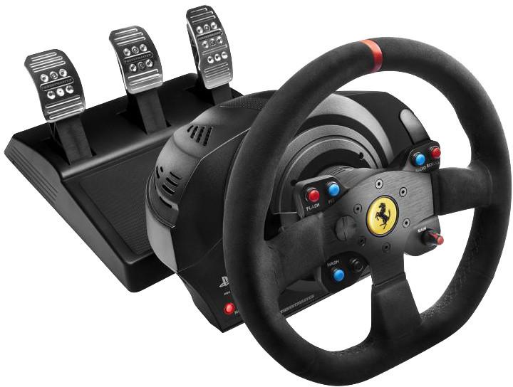 Thrustmaster T300 Ferrari 599XX EVO Alcantara Edition (PC, PS3, PS4)