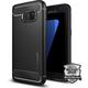 Spigen Rugged Armor, black - Galaxy S7
