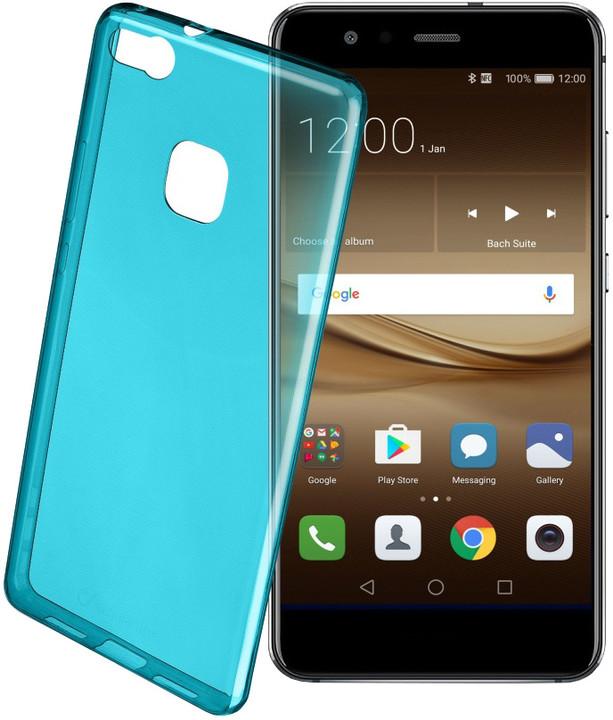 CellularLine COLOR barevné gelové pouzdro pro Huawei P10 Lite, zelené