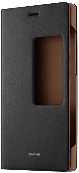 Huawei S-View pouzdro pro P8, černá
