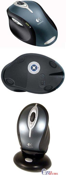 Logitech MX1000 Cordless Laser Mouse