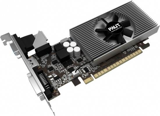 PALIT GeForce GT 740 1GB DDR3