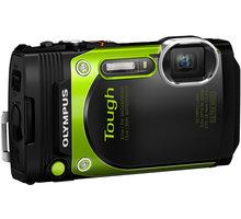 Olympus TG-870, zelená - V104200EE000