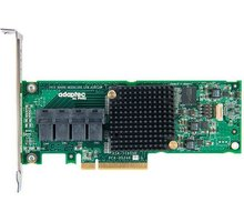 ADAPTEC HBA 71605H Single SAS/SATA 16 int. portů, x8 PCIe - 2278300-R