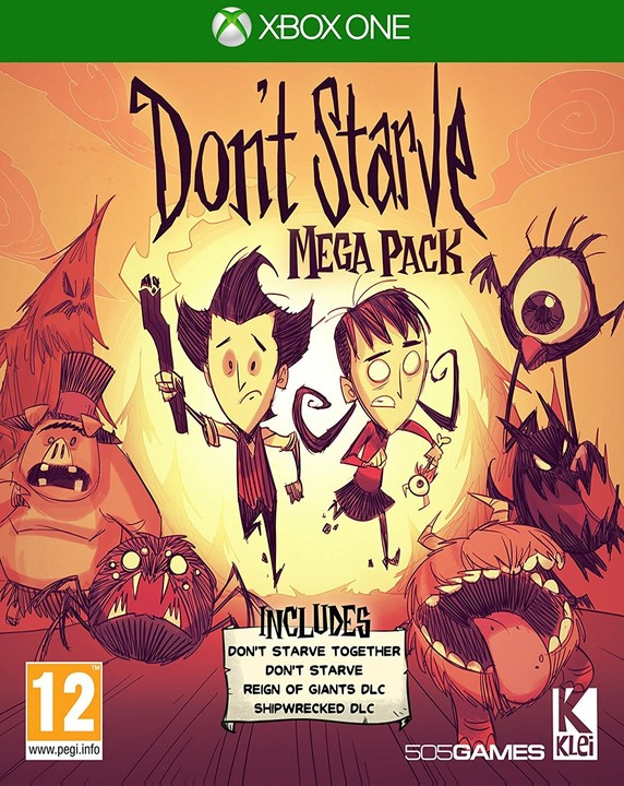 Don't Starve - Mega Pack (Xbox ONE)