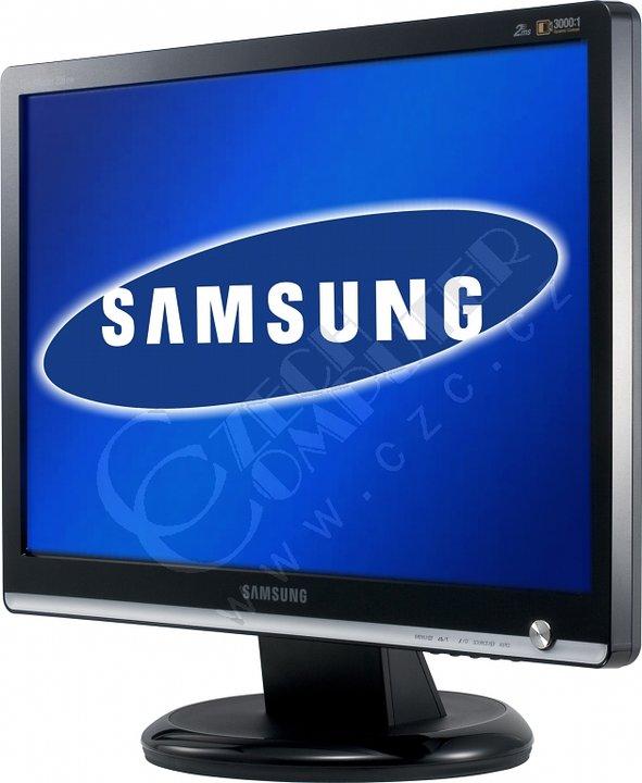 """Samsung SyncMaster 206BW - LCD monitor 20"""""""