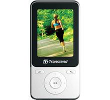 Transcend MP710, 8GB, bílá - TS8GMP710W
