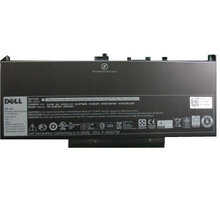 Dell baterie, 4-cell, 55Wh LI-ON pro Latitude E7270/E7470 - 451-BBSY