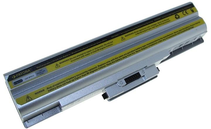 Patona baterie pro Acer AS10B31 6600mAh Li-Ion 11,1V