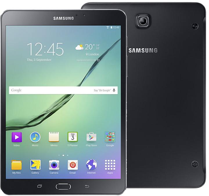 Samsung SM-T719 Galaxy Tab S2 8.0 - 32GB, LTE, černá