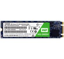 WD SSD Green, M2 2280 - 120 GB - WDS120G1G0B