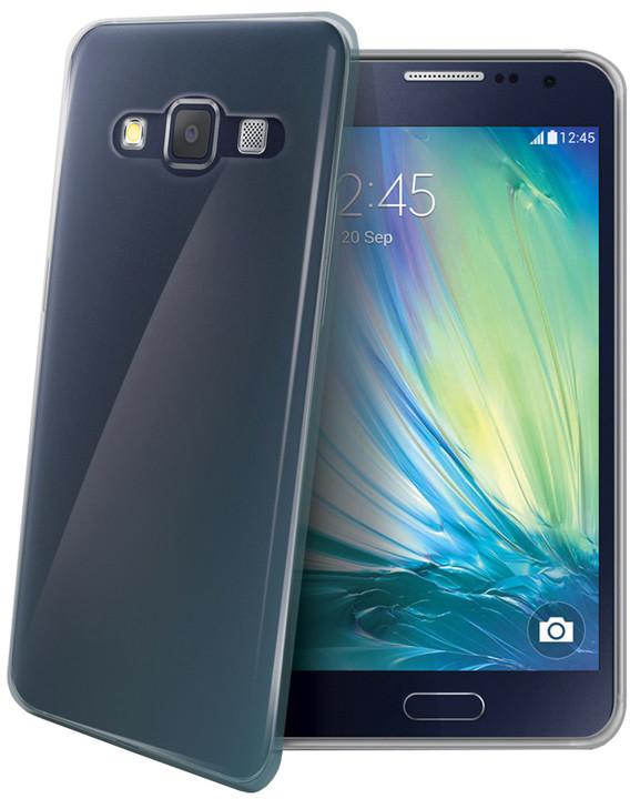 CELLY Gelskin pouzdro pro Samsung Galaxy A7, bezbarvá