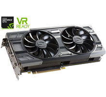 EVGA GeForce GTX 1080 FTW DT GAMING ACX 3.0, 8GB GDDR5X - 08G-P4-6284-KR