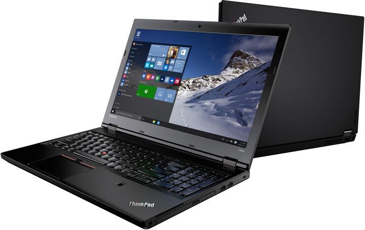 Lenovo ThinkPad L560, černá