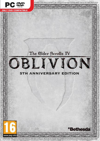 The Elder Scrolls: Oblivion 5th Anniversary Edition - PC