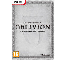 The Elder Scrolls: Oblivion 5th Anniversary Edition - PC - PC - 8716051063971