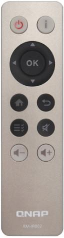 QNAP Remote Control - dálkový ovladač pro NAS servery