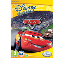 Walt Disney: Auta - PC - PC - 8592720121377