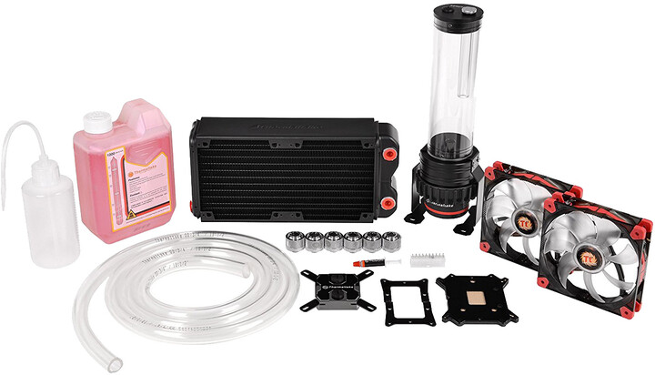 Thermaltake Pacific RL240 Water Cooling Kit (240mm)