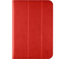 """Belkin 8"""" Univerzální pouzdro Trifold pro tablety, červená - F7P355btC01"""