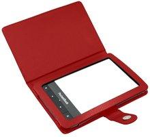 C-TECH PROTECT pouzdro pro Pocketbook 622/623/624, PBC-01, červená - PBC-01R