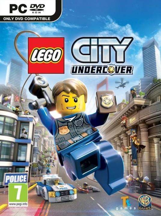 LEGO City: Undercover (PC)