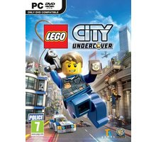 LEGO City: Undercover (PC) - PC - 8595071033979