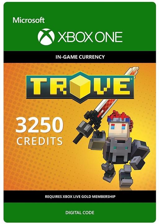 Trove: 3250 Credits (Xbox ONE) - elektronicky