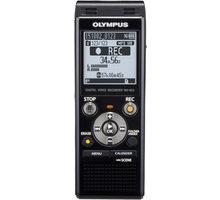Olympus WS-853, černá + Newton Dictate Business 365 na 1 rok - V415131BE000