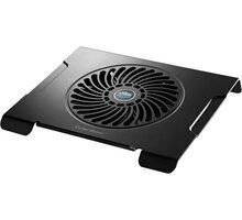 """Coolermaster CMC3 pro notebooky do 12-15"""", 20cm fan, černá - R9-NBC-CMC3-GP"""