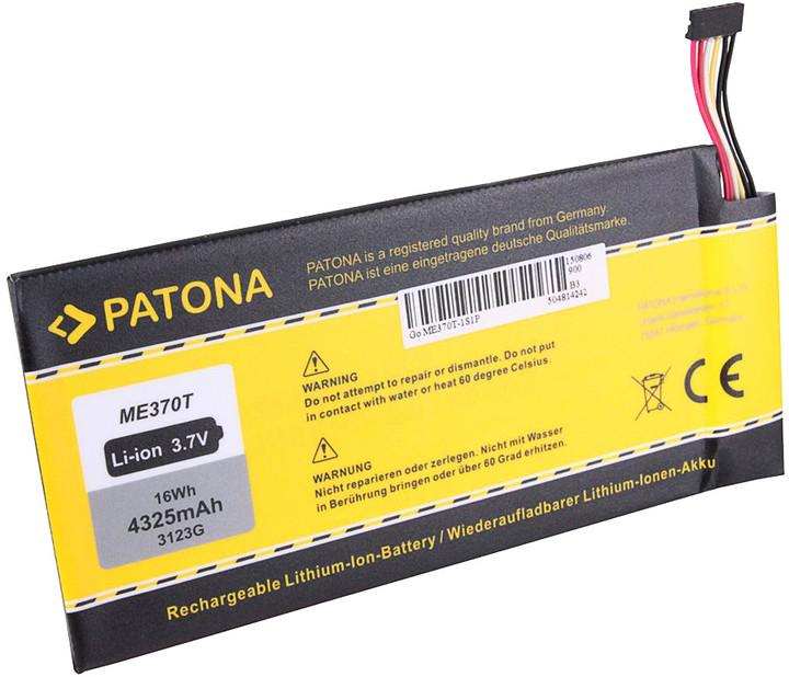 Patona baterie pro Asus Nexus 7 4325mAh 3.7V Li-Ion