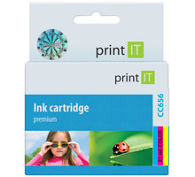 PRINT IT alternativní HP CC656A No.901 Color - PI-535