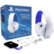 PlayStation - Wireless Stereo Headset 2.0, bílá