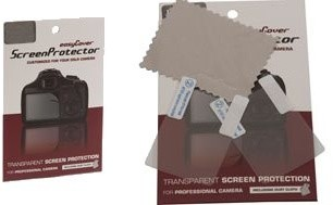 Easy Cover Screen Protector Canon 600D