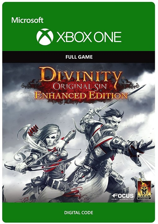 Divinity Original Sin: Enhanced Edition (Xbox ONE) - elektronicky