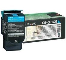 Lexmark C540A1CG, cyan