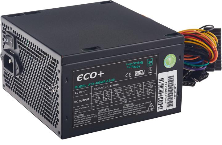 Eurocase ECO+85, 400W