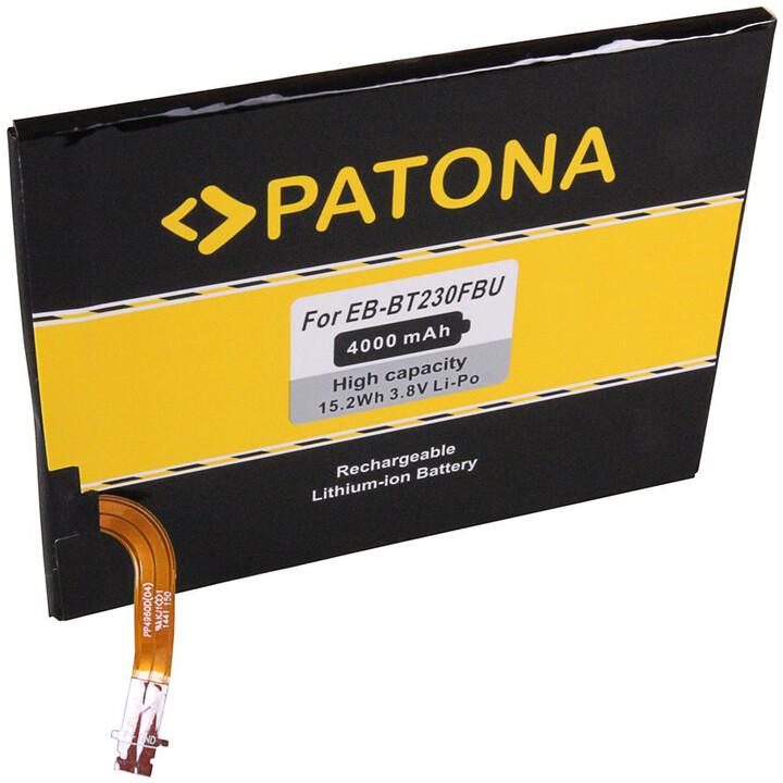 Patona baterie pro tablet PC Samsung Galaxy Tab 4 7.0 4000mAh 3,8V Li-Pol