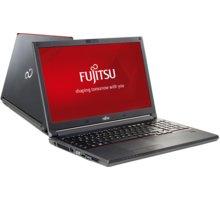 Fujitsu Lifebook E557, černá - VFY:E5570M47SPCZ