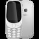 Nokia 3310, Dual Sim, šedá