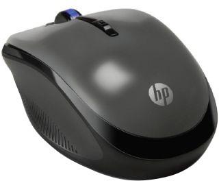 HP X3300, bezdrátová, šedostříbrná