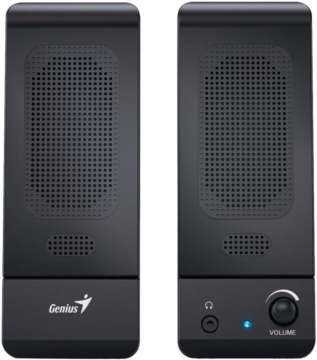 Genius SP-U120, 3W, černá