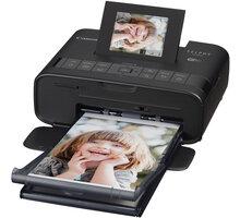 Canon Selphy CP-1200, černá - 0599C002