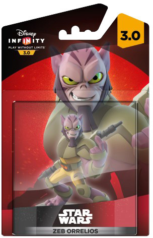 Disney Infinity 3.0: Star Wars: Figurka Zeb