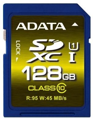 ADATA SDXC Premier Pro 128GB UHS-I