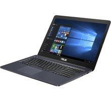 ASUS VivoBook R517NA, modrá - R517NA-DM098T