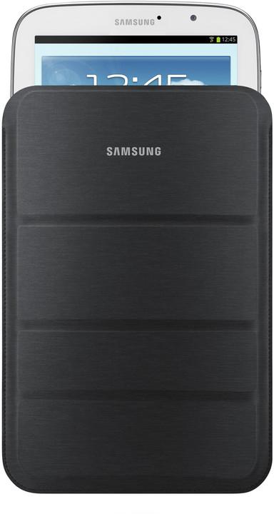 Samsung polohovací kapsa EF-SN510BS pro Note 8.0, šedá