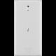 Nokia 3, Dual Sim, bílo/stříbrná