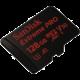SanDisk Micro SDXC Extreme Pro 128GB 100MB/s A1 UHS-I U3 V30 + SD adaptér